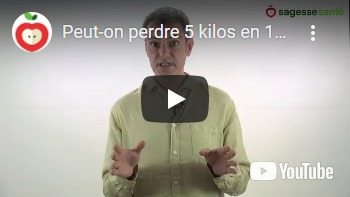 Hugo Blanc pedre kilo semaine video thumbnail
